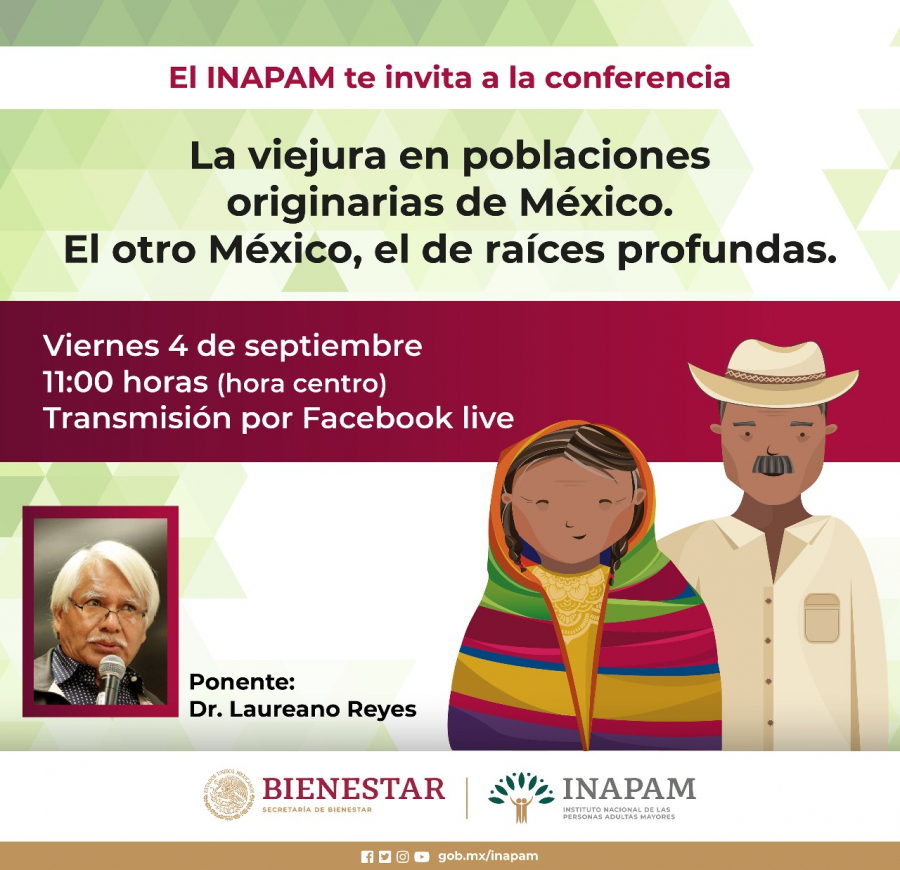 La viejura en poblaciones originarias de México. El otro México, el de raíces profundas