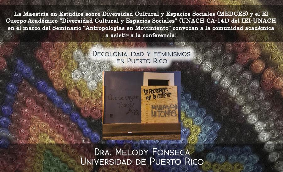 Decolonialidad y feminismos en Puerto Rico
